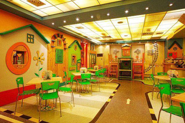 детское кафе бизнес план