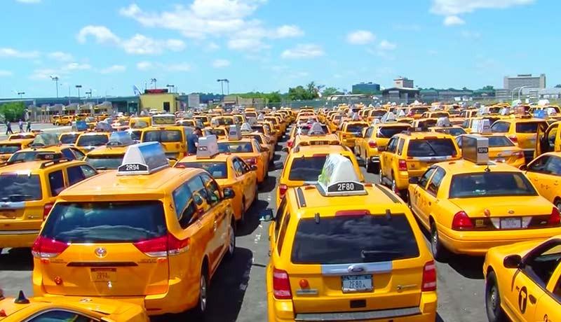 как открыть свое такси
