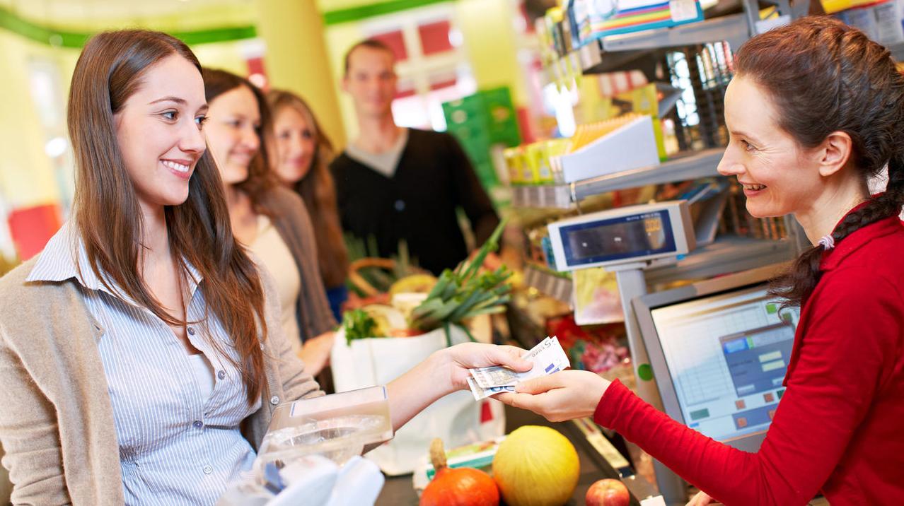 как открыть свой продуктовый магазин