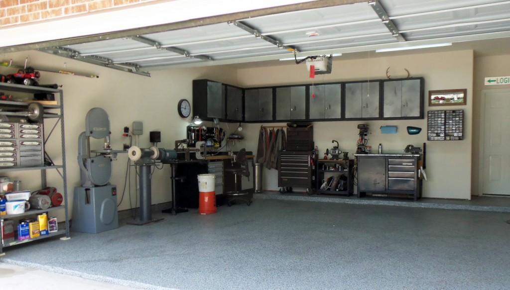 Особенности бизнеса в гараже