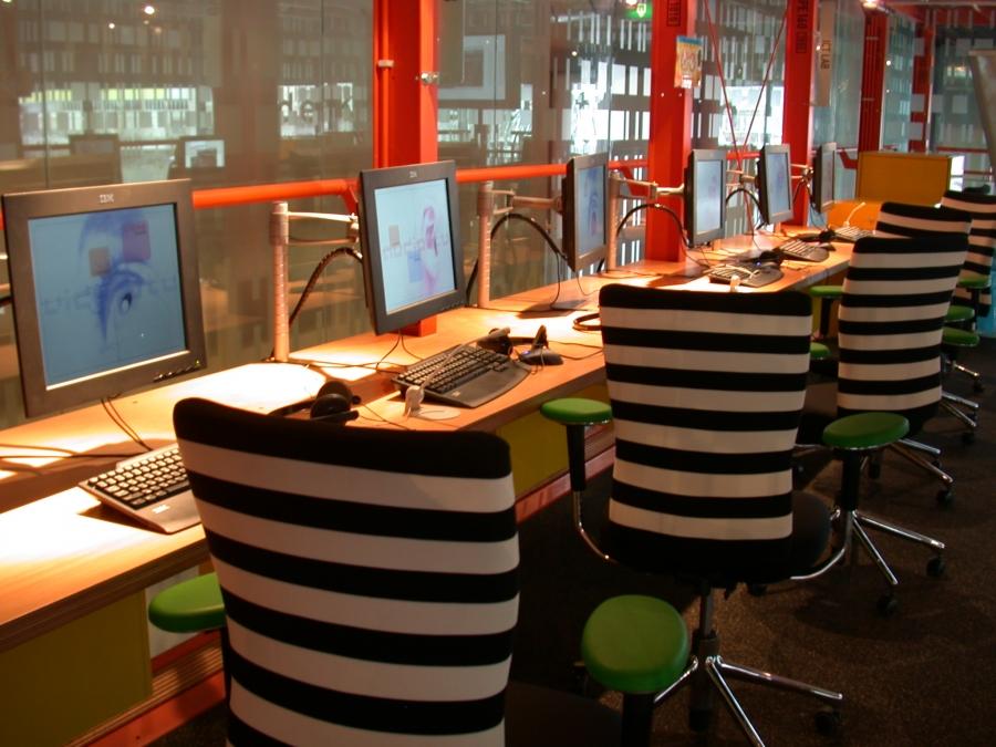 бизнес интернет кафе