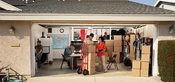 мини производство в гараже